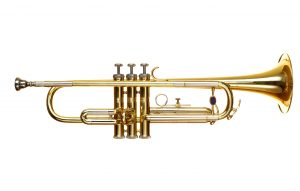 trumpet to use for music lessons